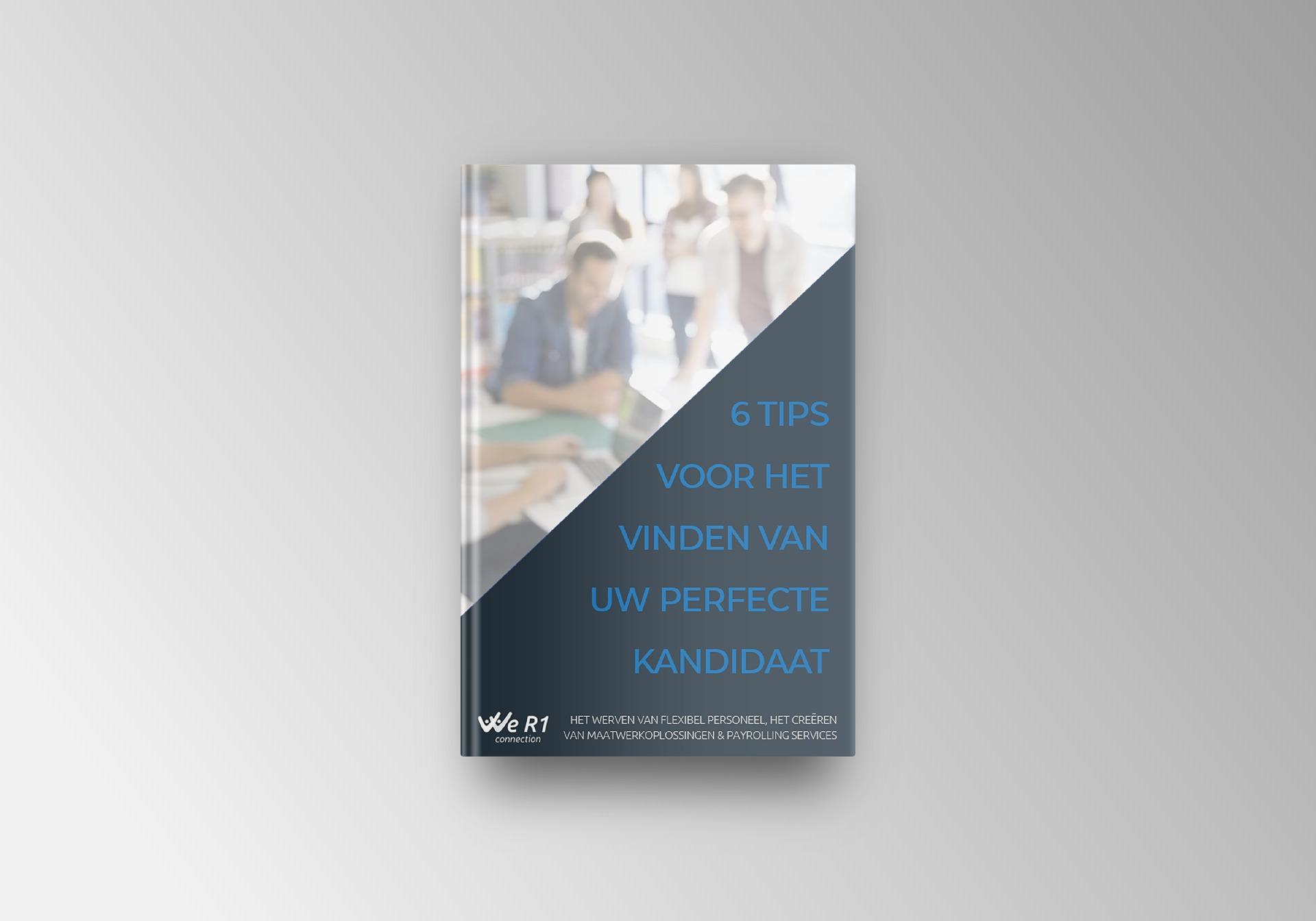 Handboek cover