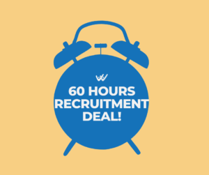 60 hours recruitment deal cover