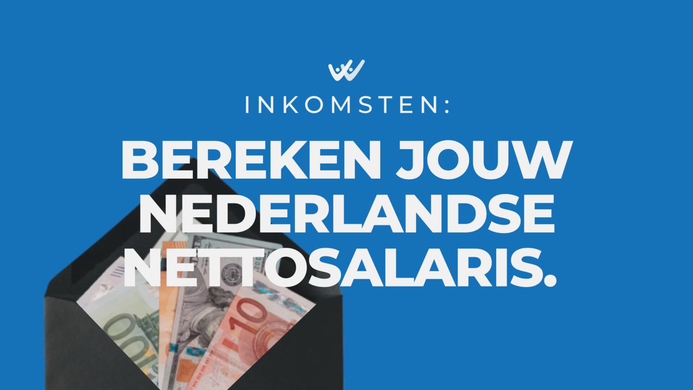 nederlandse nettosalaris